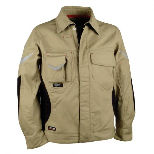 Cofra-Bundjacke Workmaster Khaki, Gr. 50 (Abverkauf)