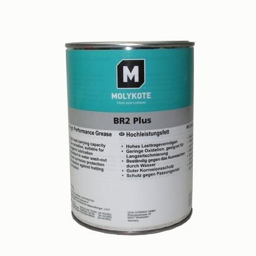 Molykote BR 2 Plus, 1kg, Hochleistungsfett, VE=10