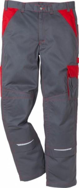 100805-866 FK Icon Two Bundhose, Grau/ Rot