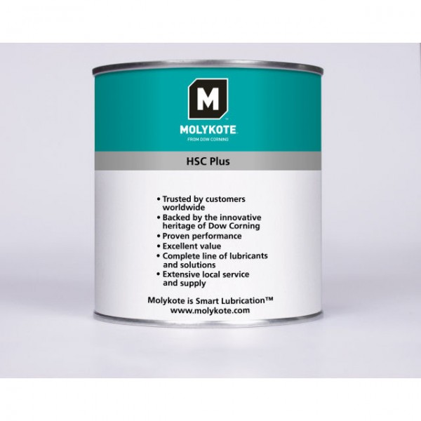 Molykote HSC Plus, 400ml, Hochtemperatur-Schraubenpaste, VE=12