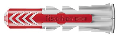 FISCHER DUOPOWER 10 x 80, 538242, 25 Stück