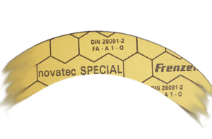 Novatec Spezial 2,0 mm dick; 1.500 x 2000 mm