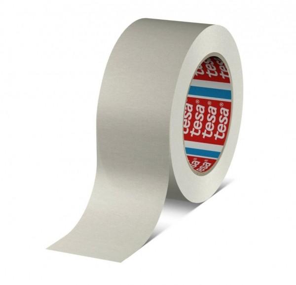 Tesapack 4713-00, weiß, 50 mm x 50 m (Papierklebeband, nachhaltig)