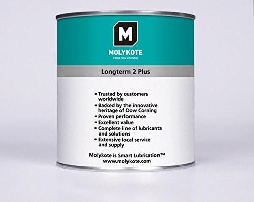 Molykote Longterm 2 Plus, 1kg, Höchstdruckfett, VE=10
