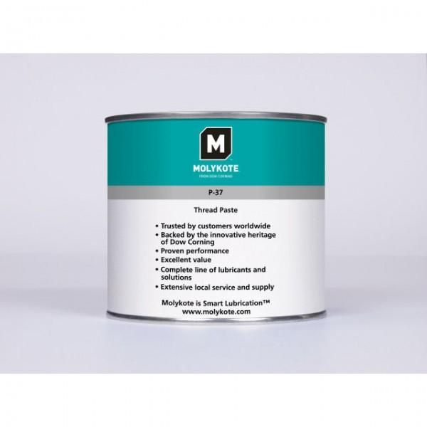 Molykote P-37, 500g, hochreine Festschmierstoffpaste, VE=10