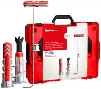 Fischer L-BOXX 102 DuoLine, 833 Teile, (Dübelset) 558626