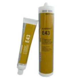 Elastosil® E 43, 310 ml Kartusche, schwarz