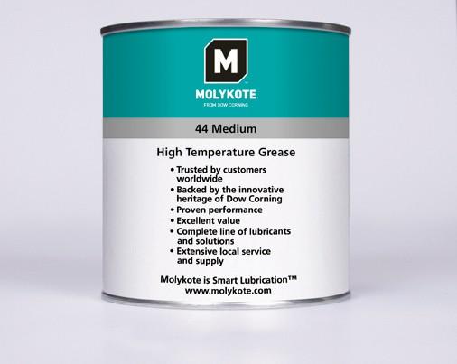 Molykote 44 medium, 1kg , Hochtemperatur-Lagerfett
