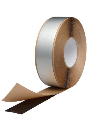 Teroson TA Alu, 75 x 0,9 mm, 28m (Alu-Butyl-Band), VE=4